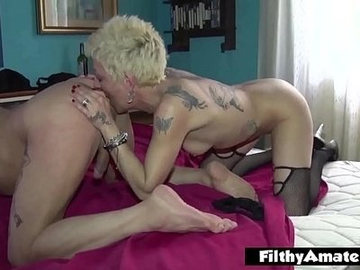 dirty  fuck  milf  old and young  old man  squirt