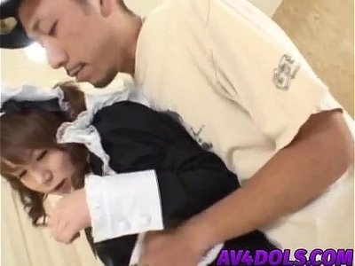 asian   cock   drilling   japanese   maid   model
