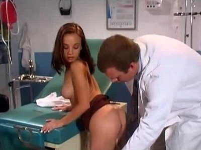 cum on tits  doctor