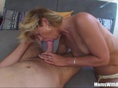 blonde  breasts  cum  fuck  mom  mommy