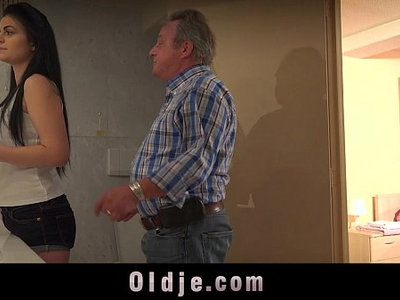 fuck   old and young   old man   stepdad   vagina   young